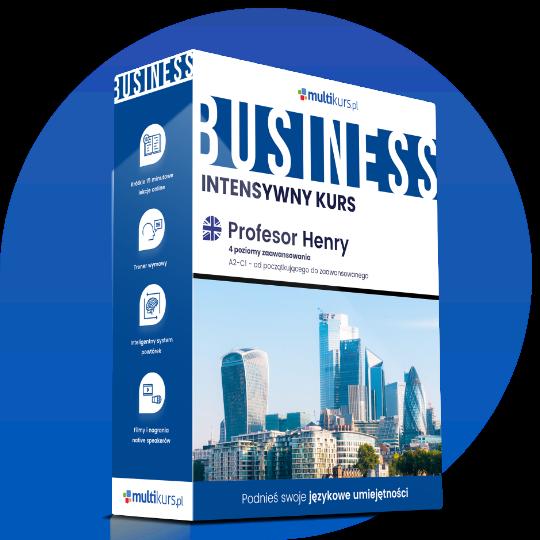 Intensywny kurs Business English