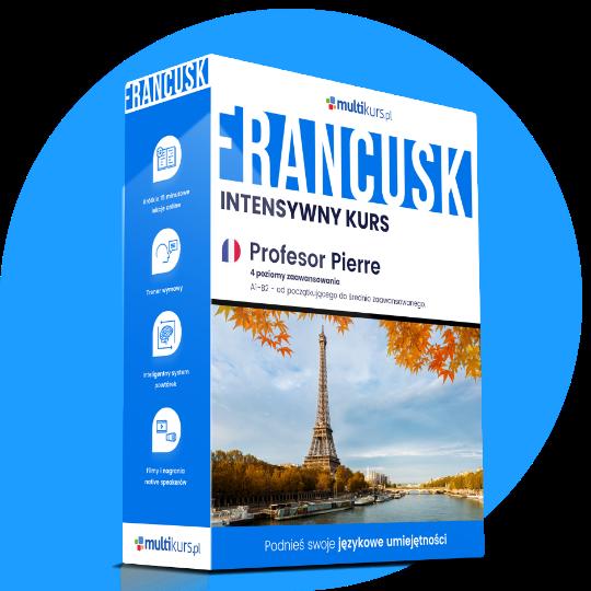 Intensywny kurs języka francuskiego