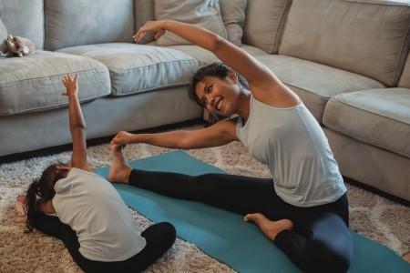 Blog idiomy ćwiczenia w domu