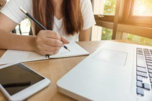 Blog sposoby nauki połączenie offline i online