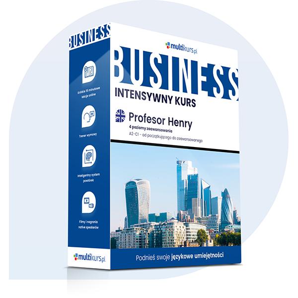 Kurs języka angielskiego dla biznesu