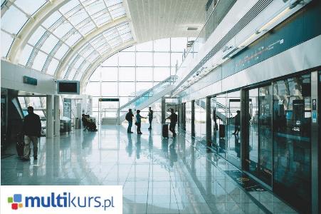 Blog angielski na lotnisku