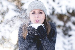 Blog angielski zimą