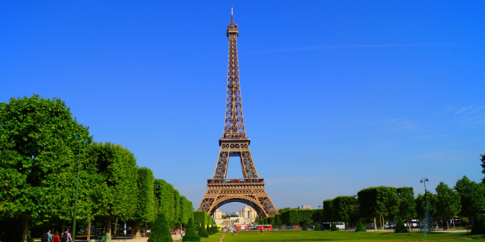 Blog francuski podróże
